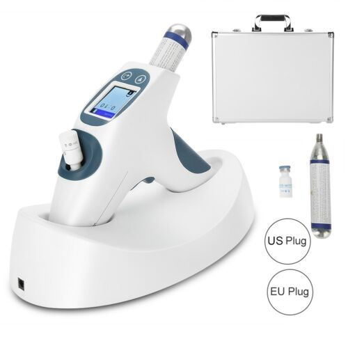Frozen Skin CO2 Cool Llifting Mesotherapy Gun/ Gas Cartridge Whitening & Wrinkle Removal Cool Lifting Meso Injector. pictures & photos