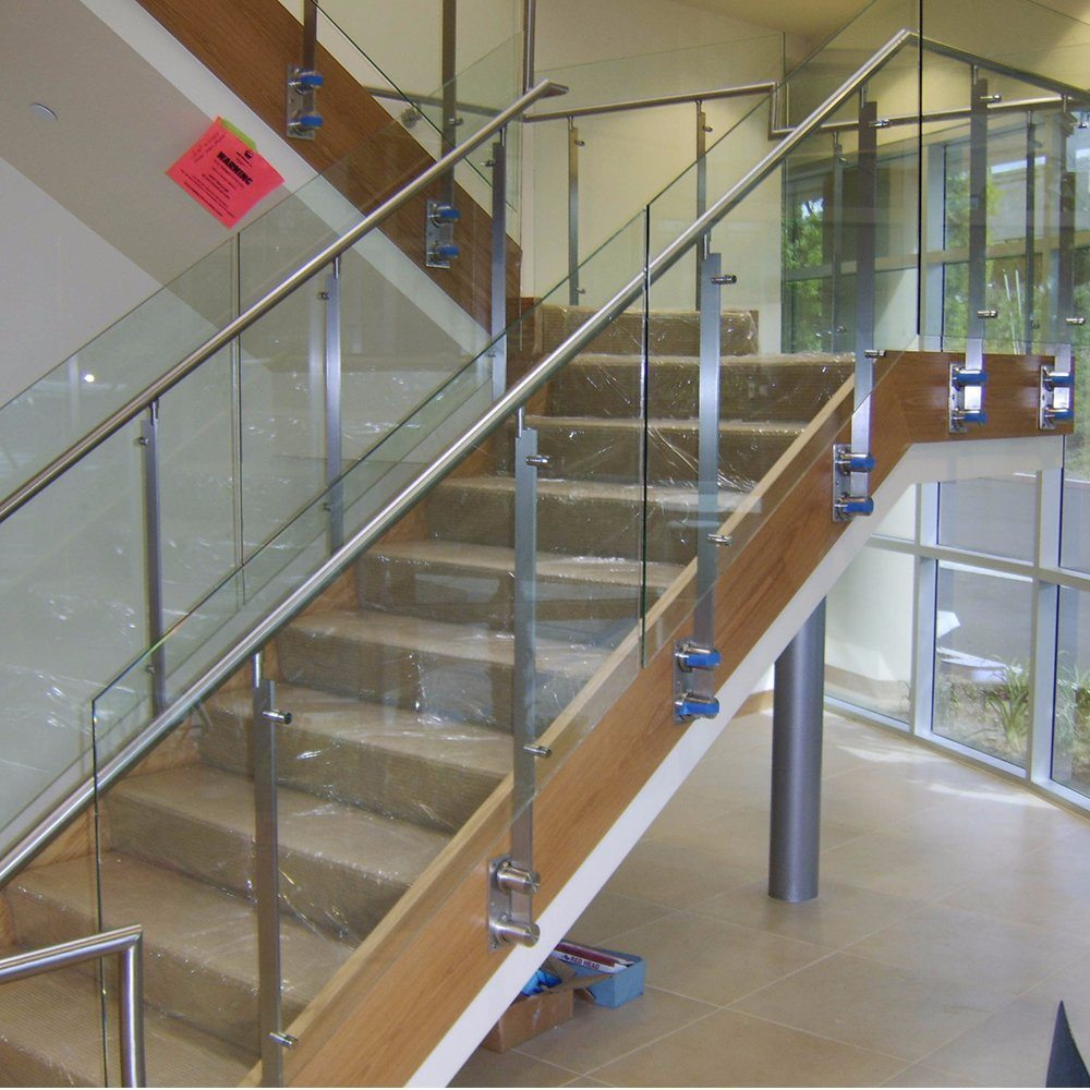 Simple Steel Staircase Designs For Homes