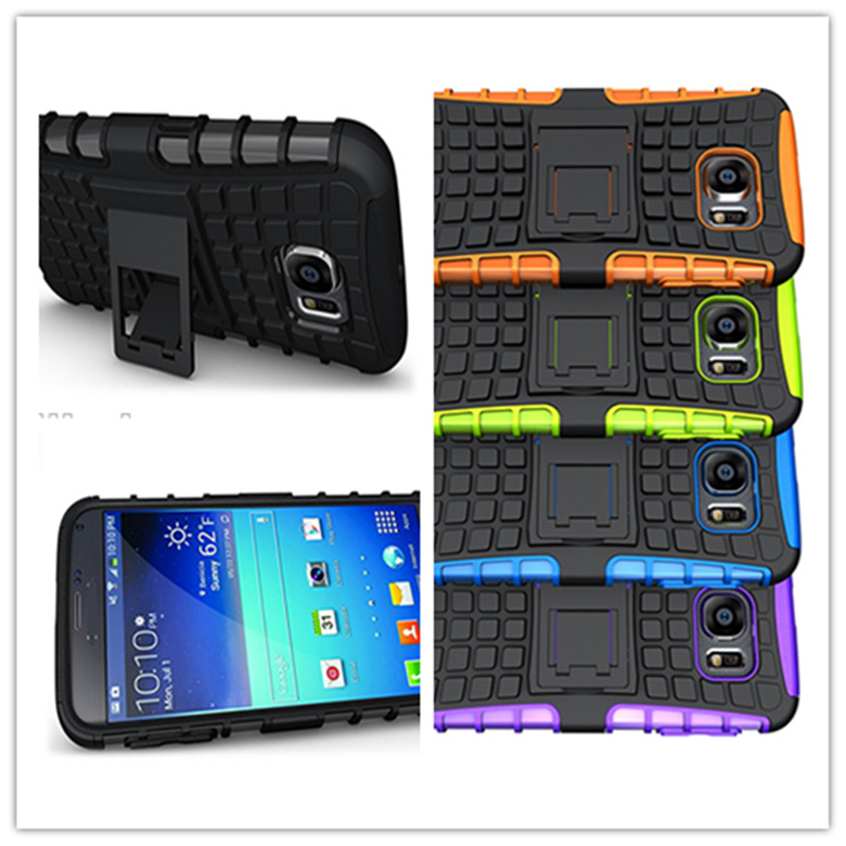 sale retailer fa76f c8b18 [Hot Item] New Combo Armor Phone Case Stand Cover Mobile Phone Case