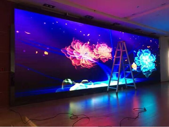China Large Meeting Room Hd Led Wall P3mm China Led