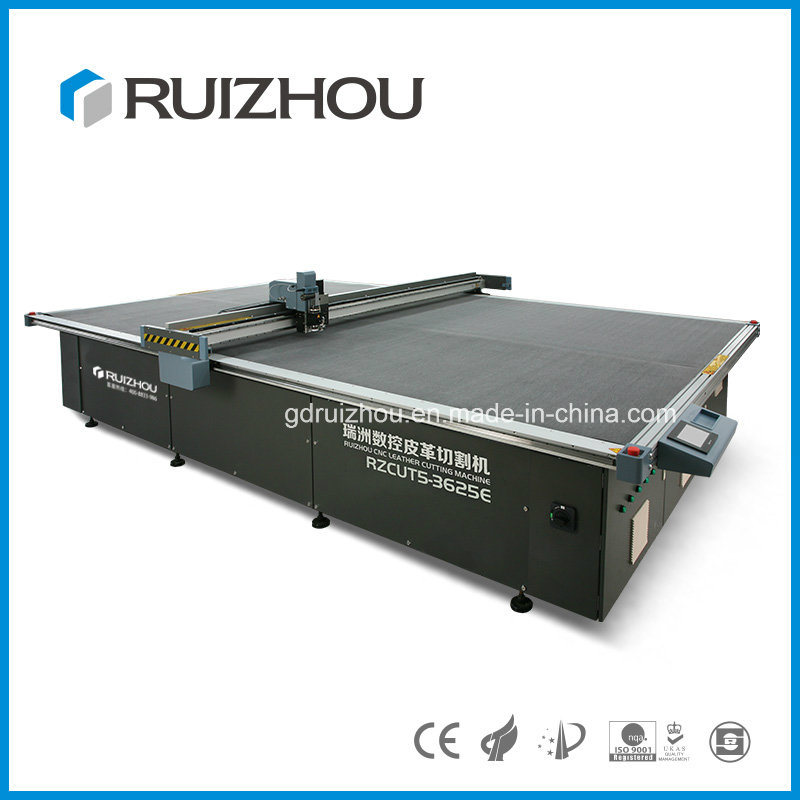 Ruizhou Digital Cutter for Leather Shoe Processing with Ce (RZCUT5-2516S) pictures & photos