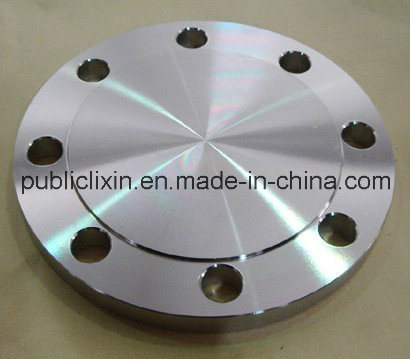 Stainless Steel Blind Flange 150#