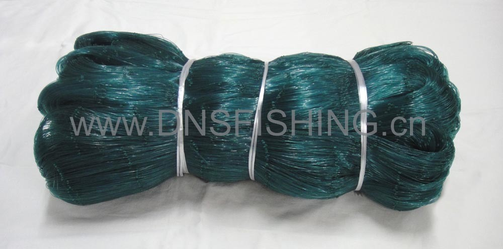 Triple Knot Nylon Monofilament Fishing Nets pictures & photos