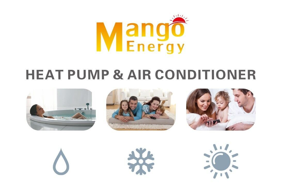 Europe Good Quality High Efficiency Swimming Pool Heat Pump