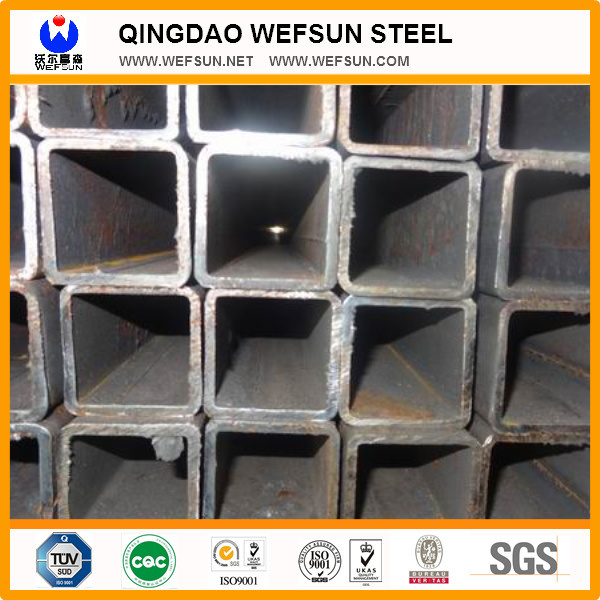 Ss400 Q235 Construction Building Material Square Steel Pipe pictures & photos