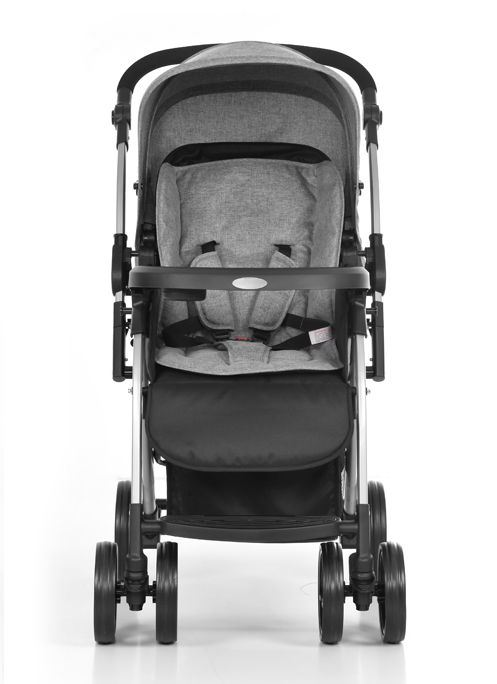 New Design Luxury Fold Baby Stroller with Car Seat pictures & photos