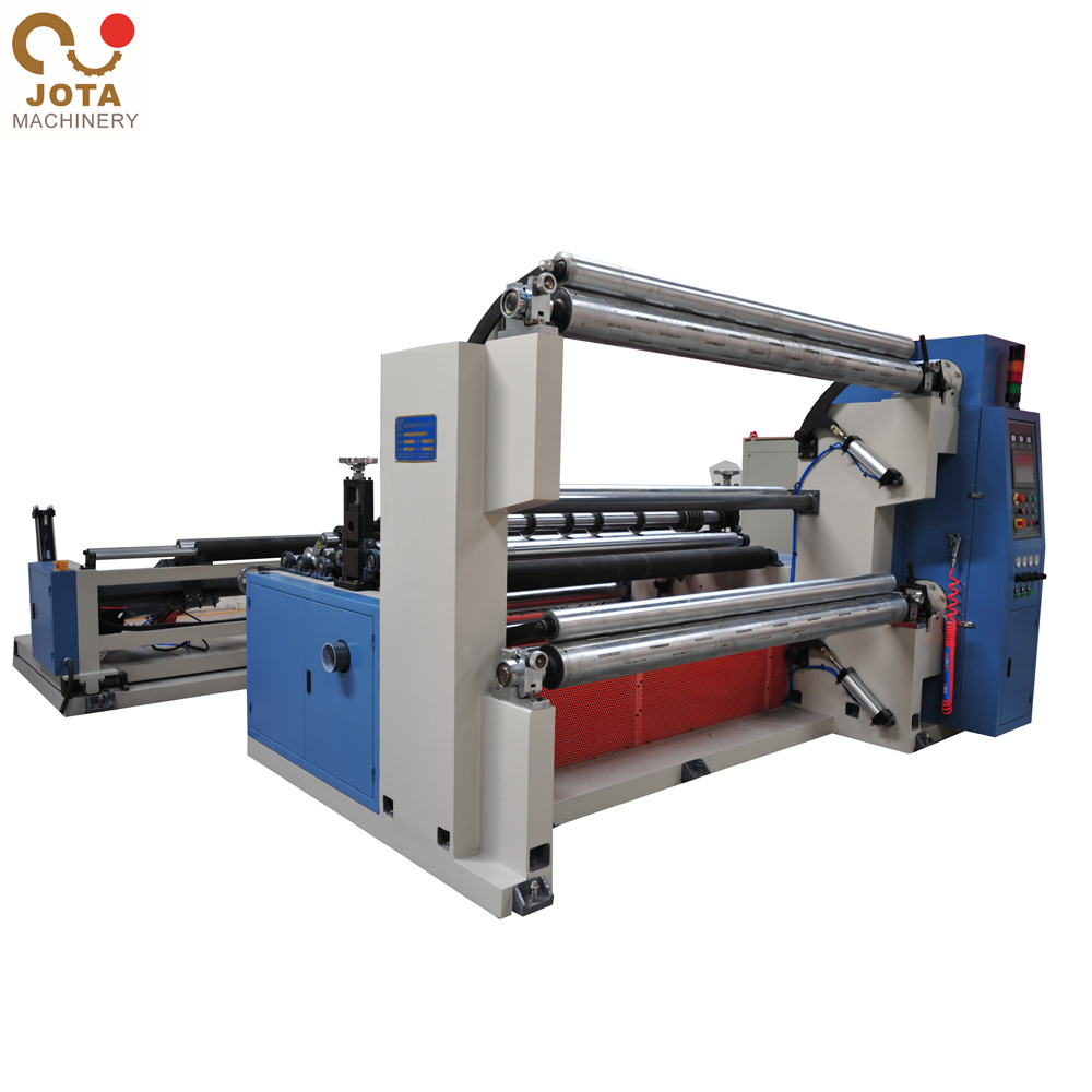 Automatic Paper Slitting and Rewinding Machine (JT-SLT-800/2800C) pictures & photos