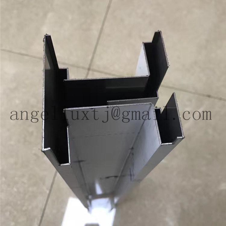 China 316 Stainless Steel Door Profiles For Glass Door Frame Metal