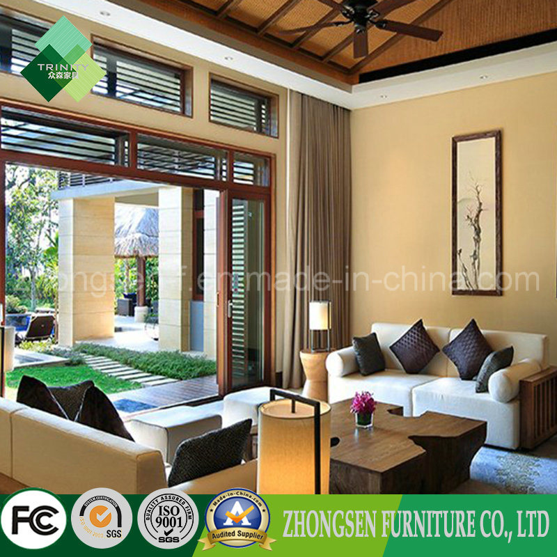 American Modern Style Of Beech Luxury Living Room Furniture (ZSTF 26)