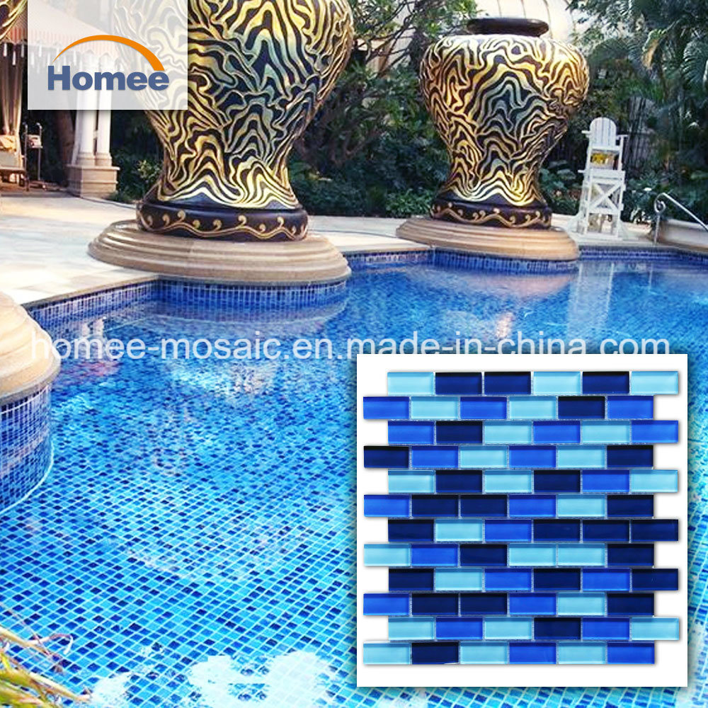 China Foshan Suppliers Unique Glass Mosaic Swimming Pool Tiles ...