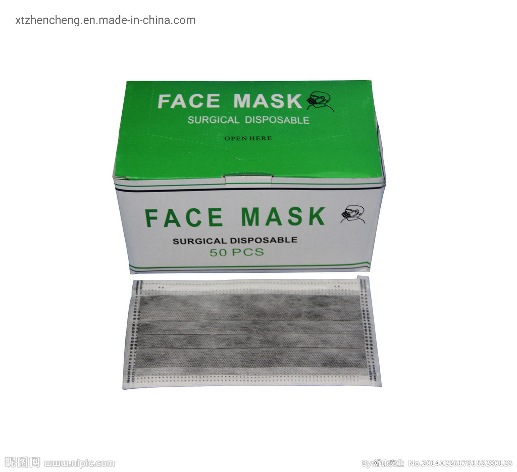 thick disposable face mask