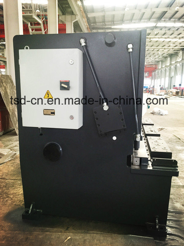 Hydraulic Shearing Machine to Shear 12mm Mild Steel Sheetl (QH12Y-12*3200) pictures & photos