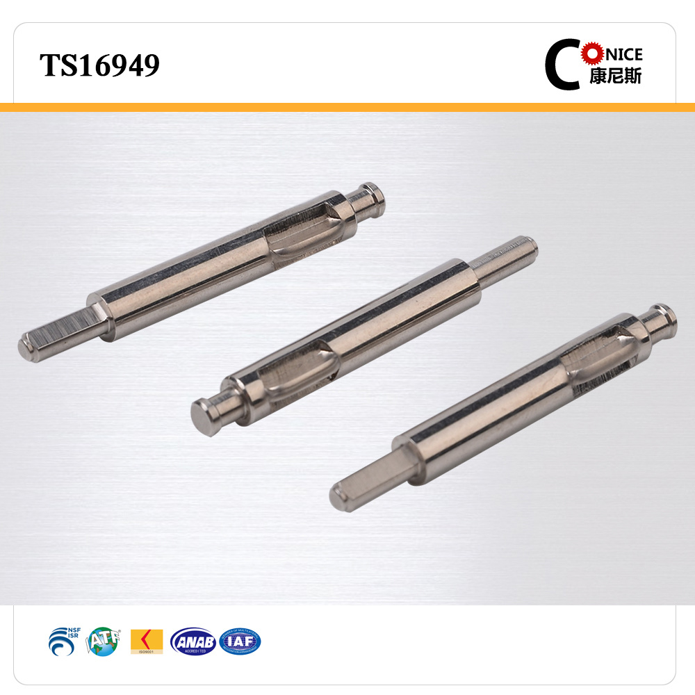China Manufacturer Fabrication Precision CNC Machining Motor Shaft