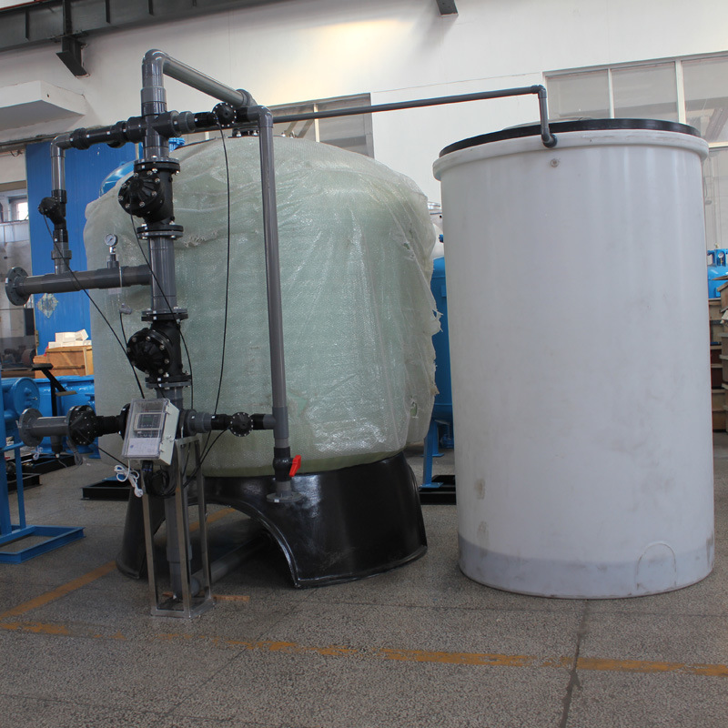 China Boiler Feed Water Softener Hard Scale Removal Photos ...