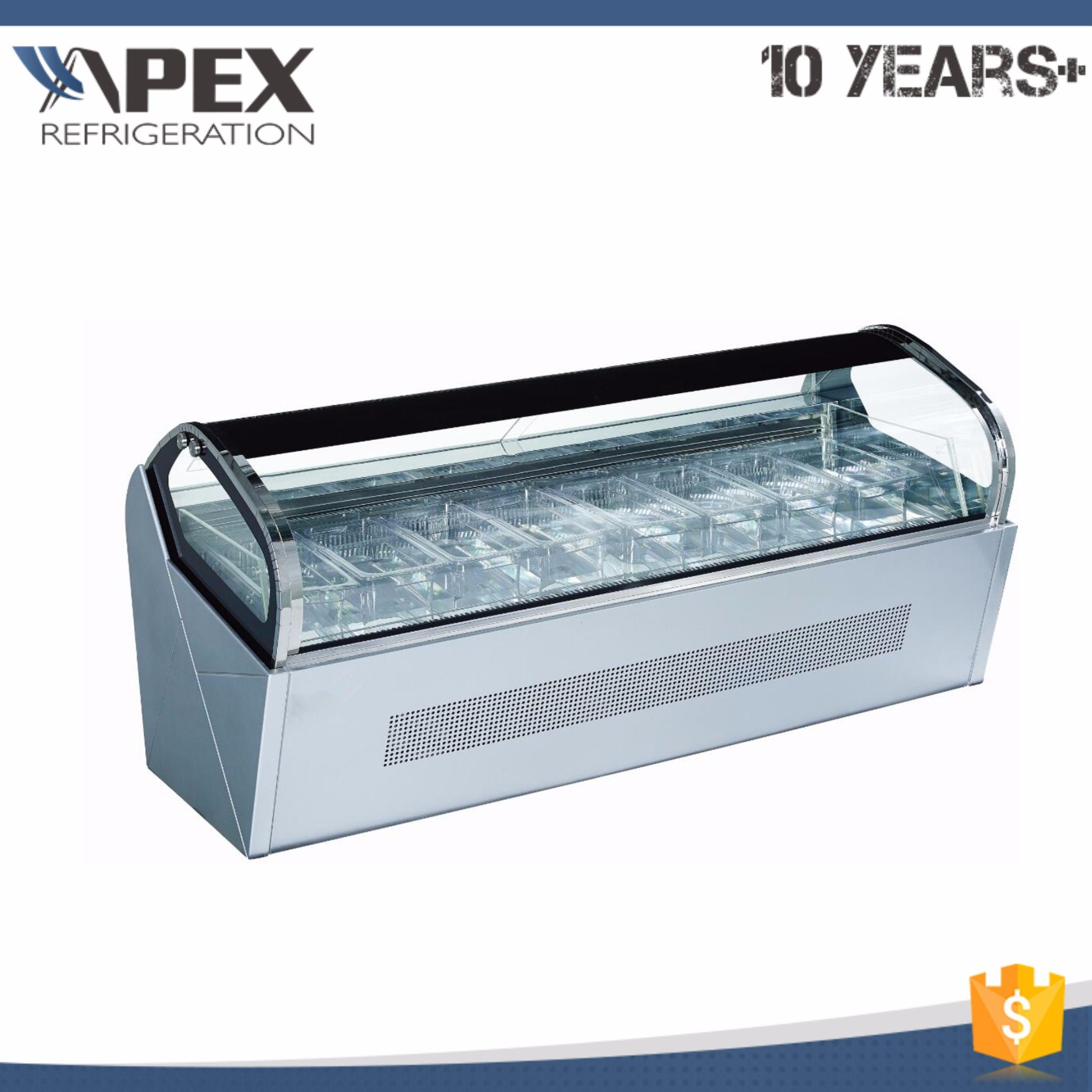 in product whynter ft display freezer refrigerator door countertop star glass cdf energy reach cu