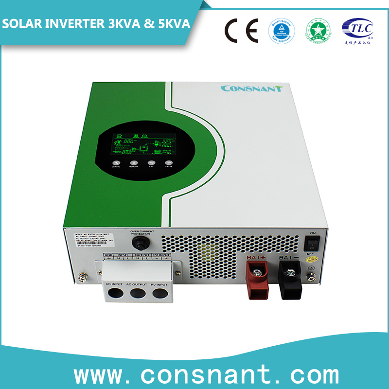 High Frequency Solar Inverter with MPPT 3-5kVA