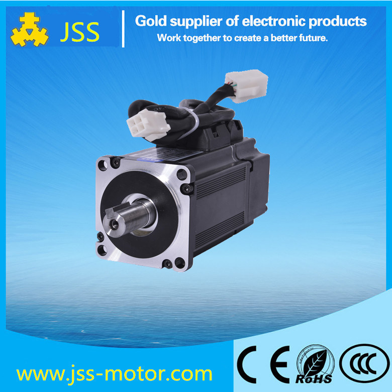 2kw Servo Motor and Driver Made in China