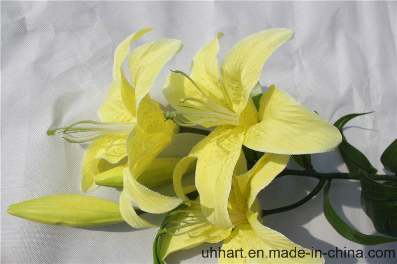 Wholesale Popular Artificial Lily Flower