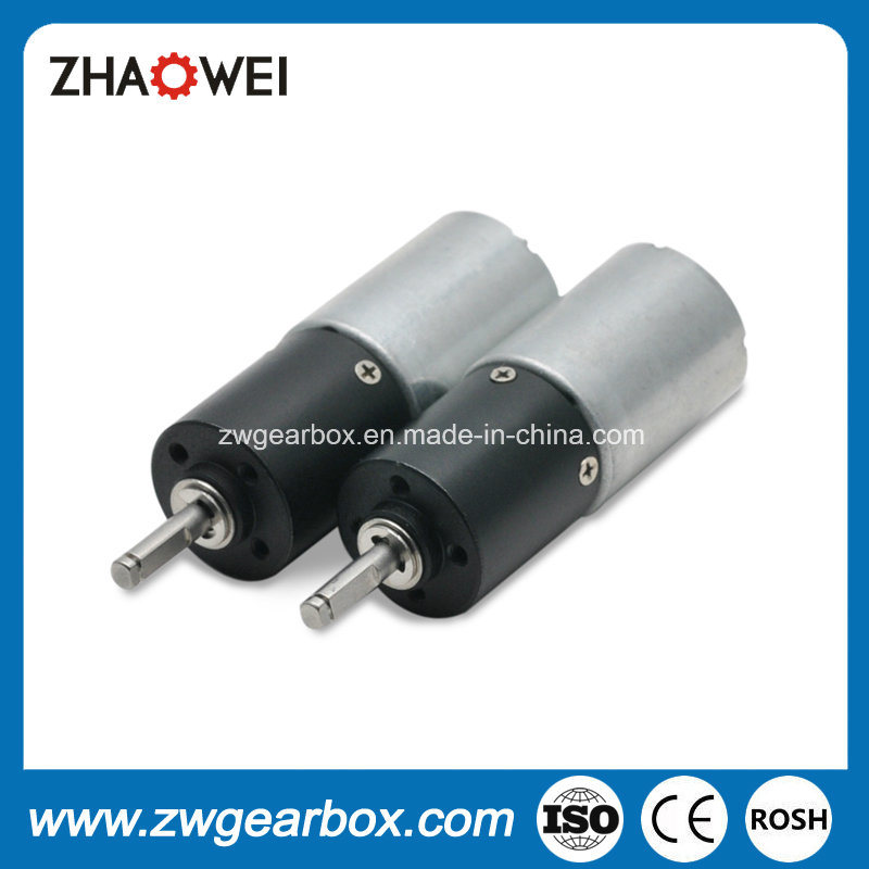 Factory Selling 16mm Sewing Machine Micro DC Gear Motor pictures & photos