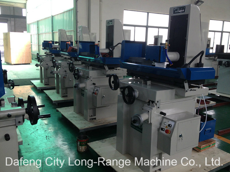 China Manual Surface Grinder pictures & photos