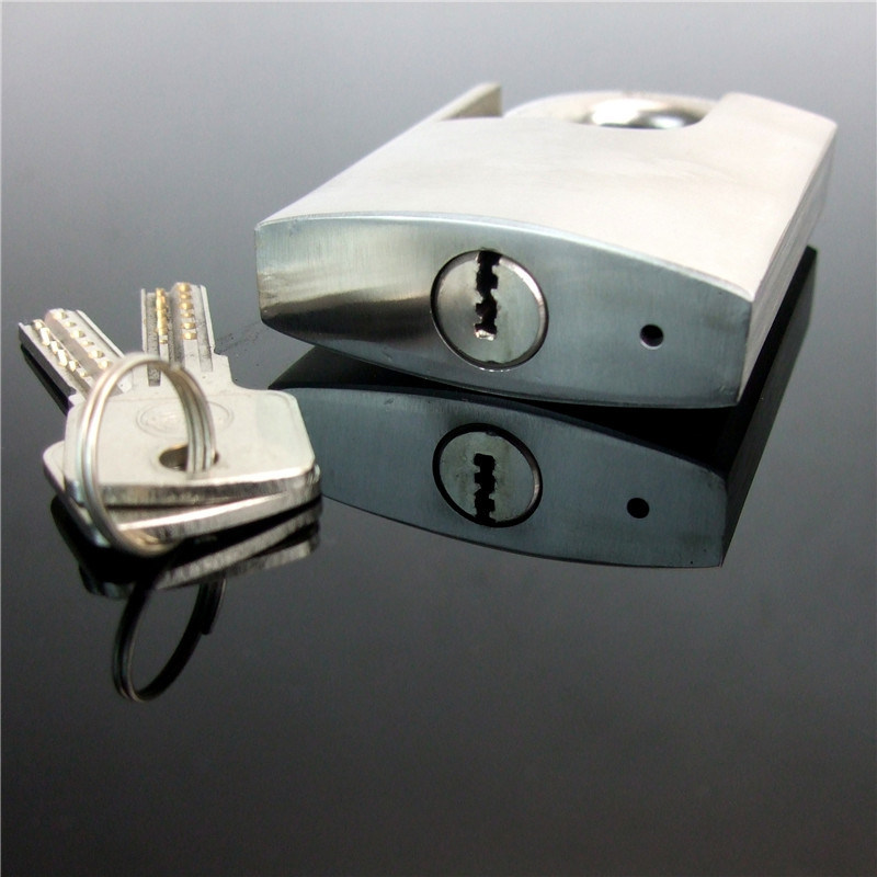 Anti-Theft Stainless Steel Shackle Protected Padlock
