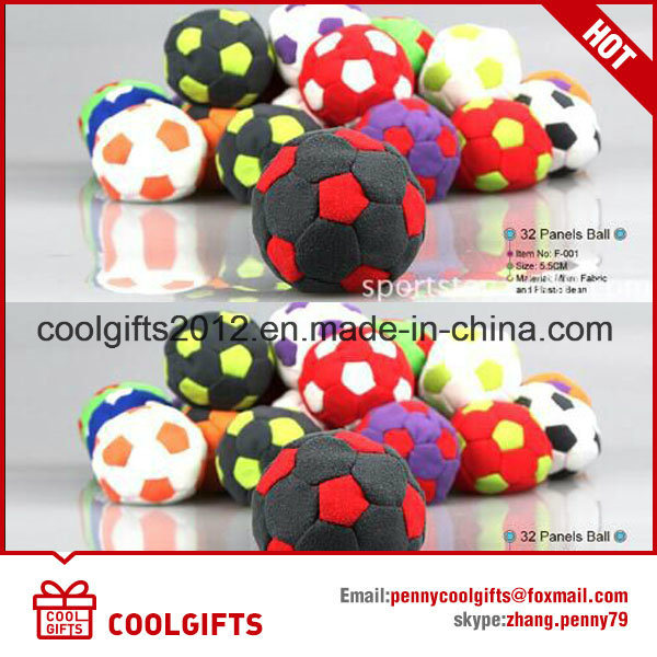 Good Quality Freestyle Soccer Juggling Ball with Soft Fabric for Kids pictures & photos