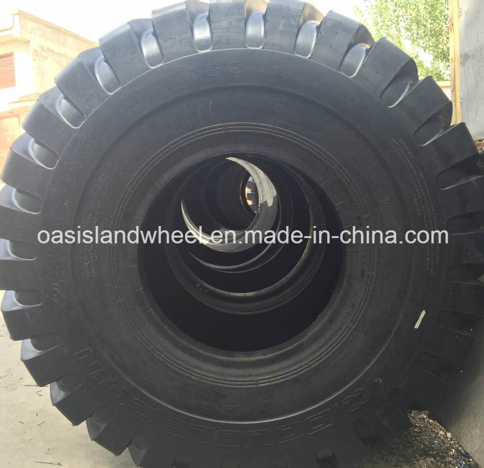 Double Coin Bias OTR Tyre (23.5-25) for Earthmover