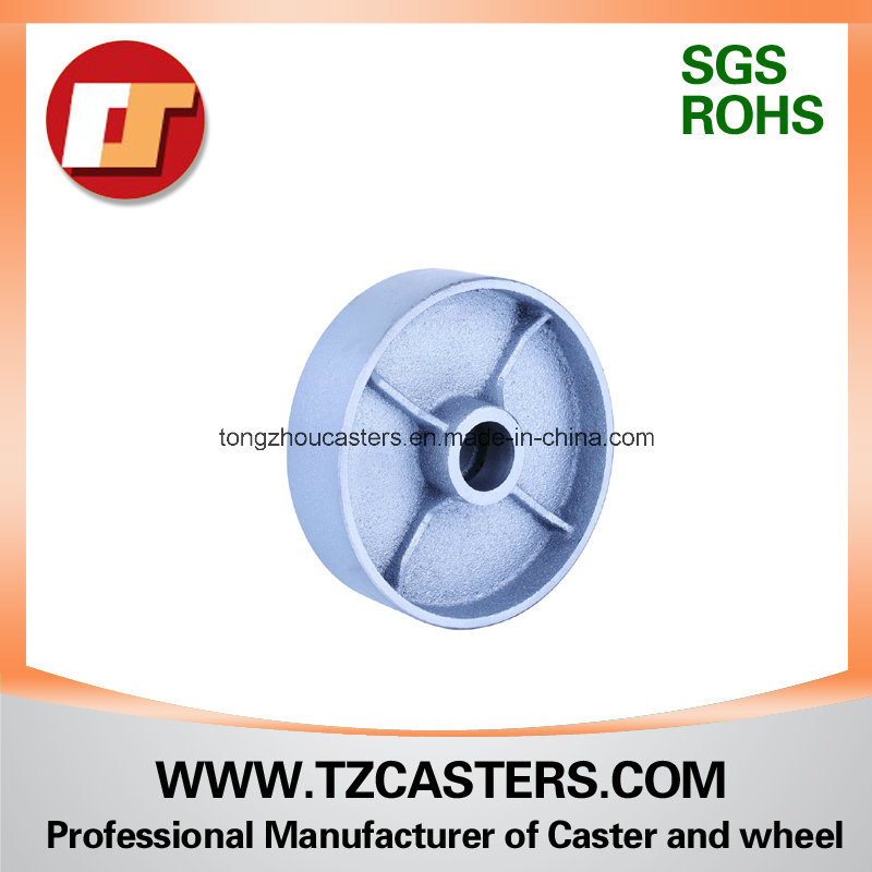 4, 5, 6, 8inch Cast Iron Wheel with Roller Bearing