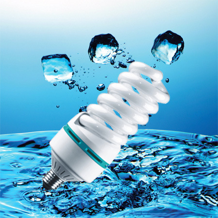 105W 150W Spiral Lamp Energy Saving Bulb with Ce (BNF-FS)