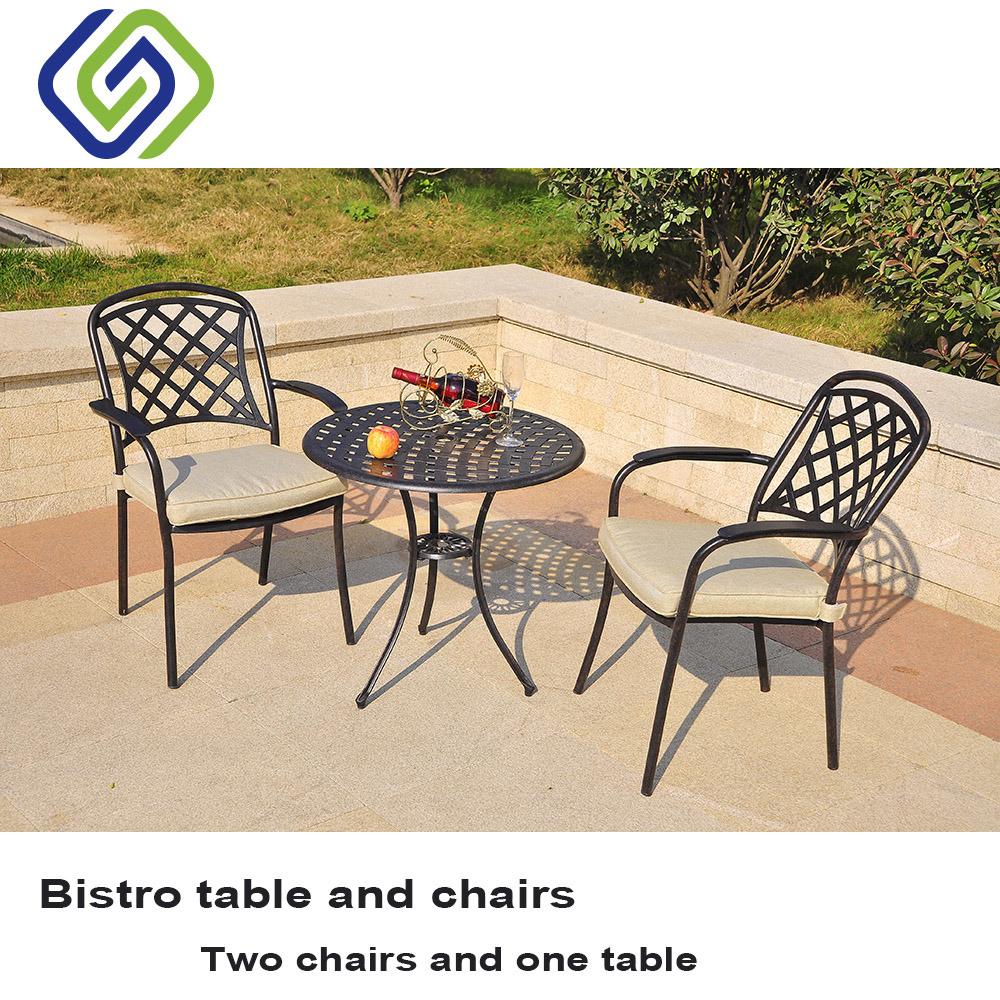 China Galvanized Garden Art Outdoor Furniture Manufacturers