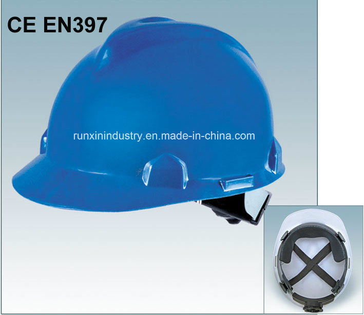 En 397 Standard V-Guard Safety Helmet B002