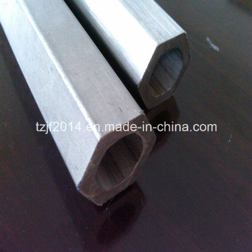 Square, Rectangular, Oval Heat Exchanger Stainless Steel Tube (201, 202, 304, 304L, 316/316L)