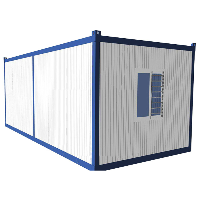 China Customized Flat Pack Container Van House For Sale