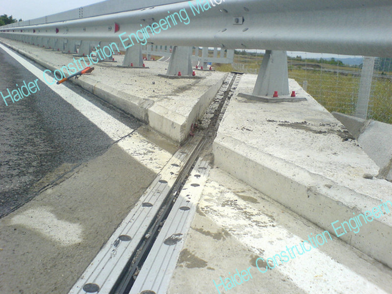 Wosd Expansion Joint Exported to Pakistan