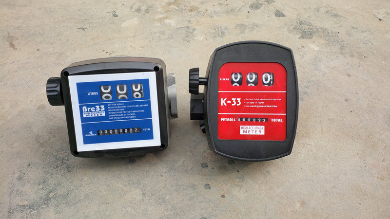 Italy K44 Mechanical Fuel Diesel Flow Meter