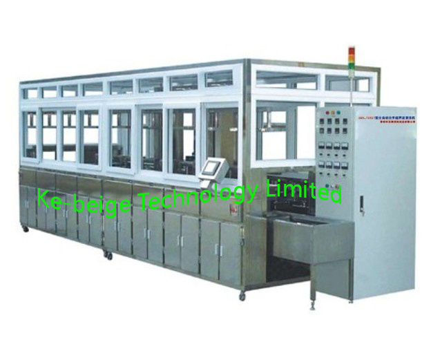 Ultrasonic Cleaning Machine Ultrasonic Equipment for Optical Products Cleaning