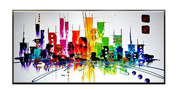 China Dafen Hand Painted Abstract Oil Painting On Canvas For Home Decoration Wall Paintings Hang Picrure China Hang Painting And Hand Painted Painting Price,Studio Apartment Design