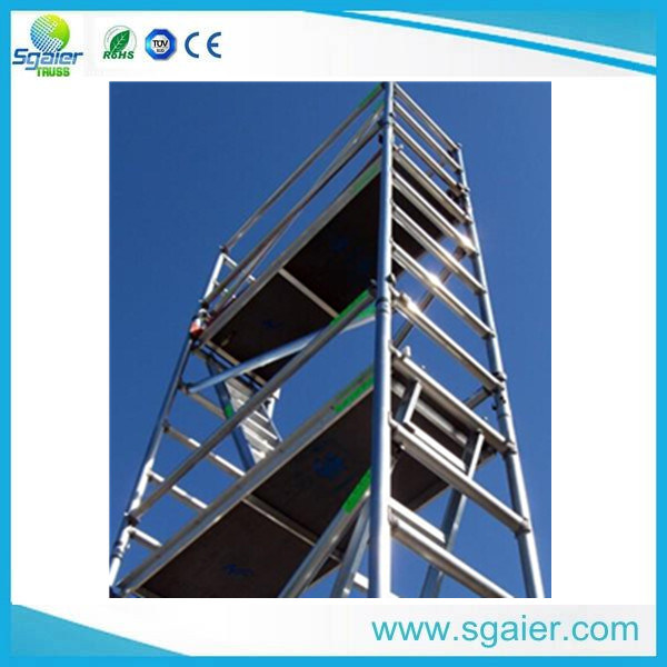 [Hot Item] Hot Sale Scaffolding / Used Aluminum Scaffold for Sale