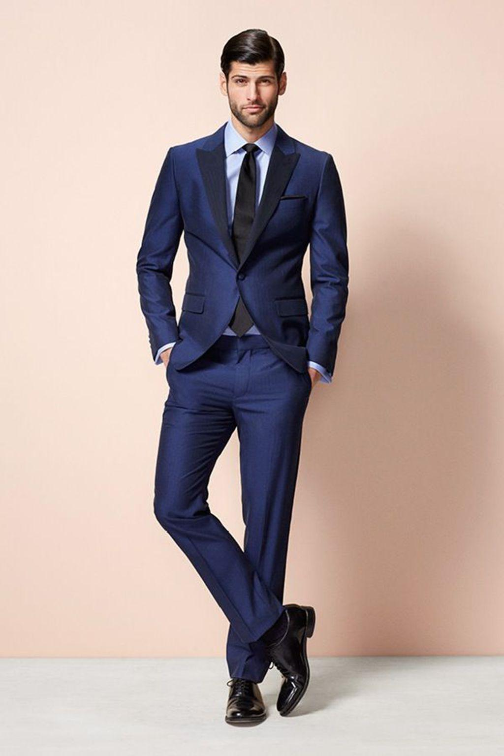 China Wholesale New Style Custom Design Coat Pant Men S Suit China Business Suits And Wedding Suits Price