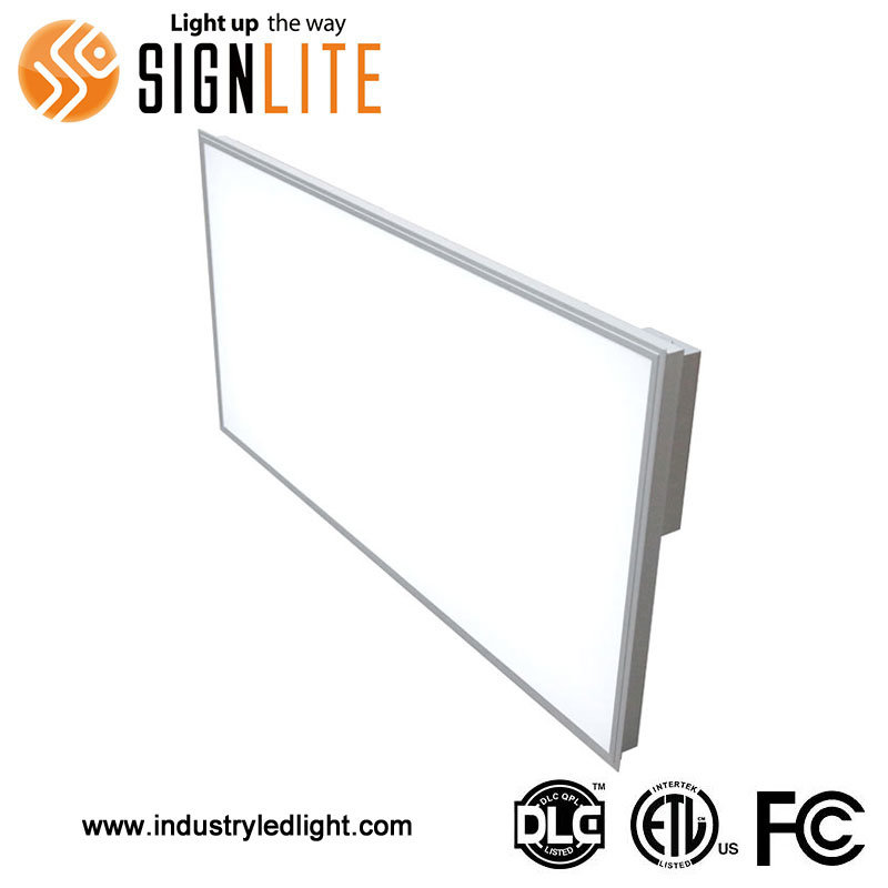 40W 110lm/W LED Panel Light, ETL/Dlc/FCC