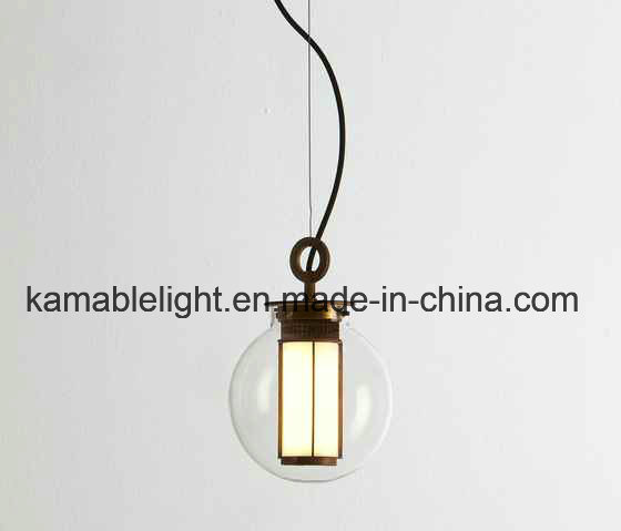Wonderful Decorative Vintage Hanging Pendant Lamp Light for Returant (KAMD8112-3) pictures & photos