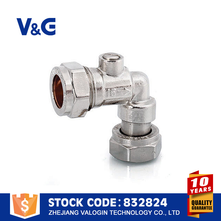 Faucet Accessory Angle Service Valve (VG-A60302) pictures & photos
