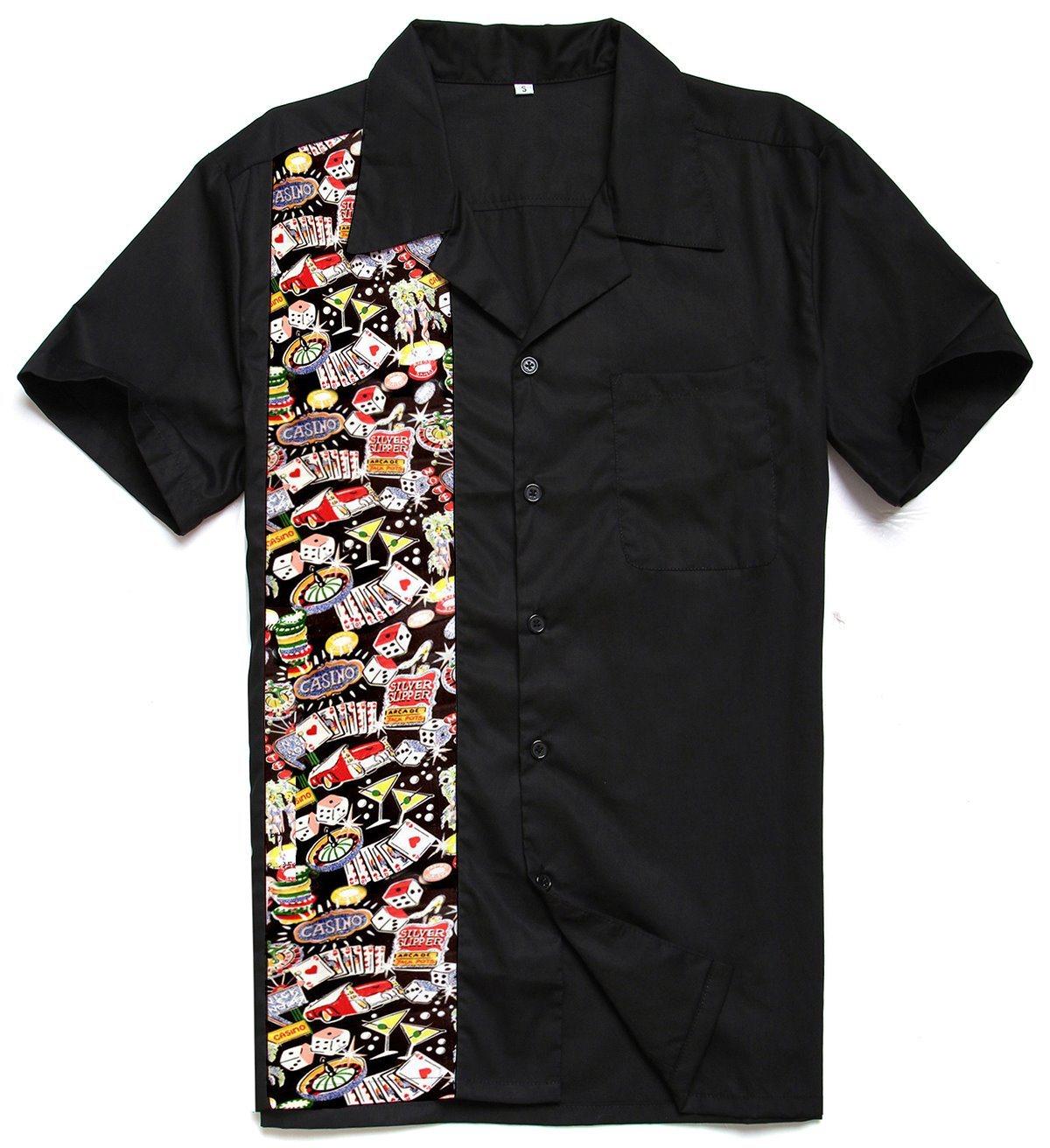 China Cotton Short Sleeve Latest Shirt Designs For Men 2017 Casino