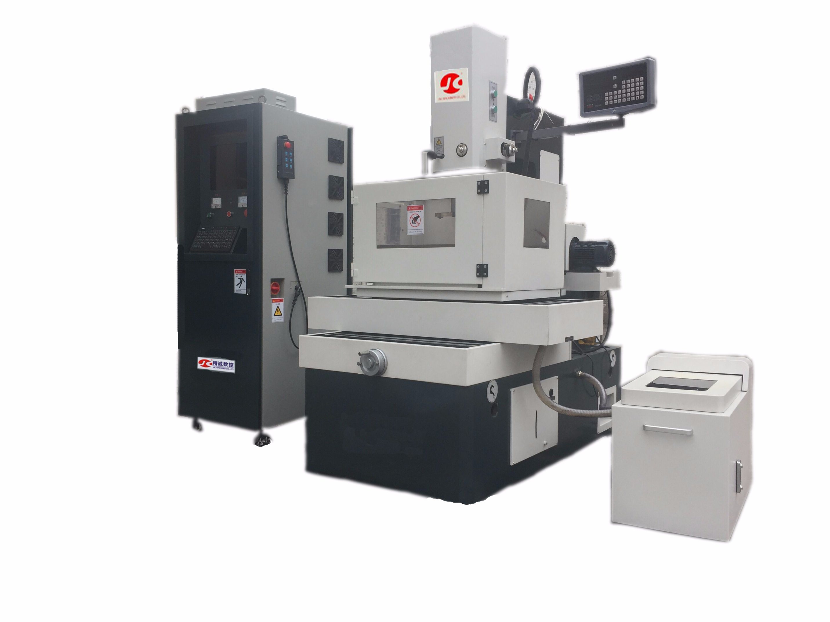 Jc-3240z Version 1 Medium Speed Wire Cutting EDM Machine