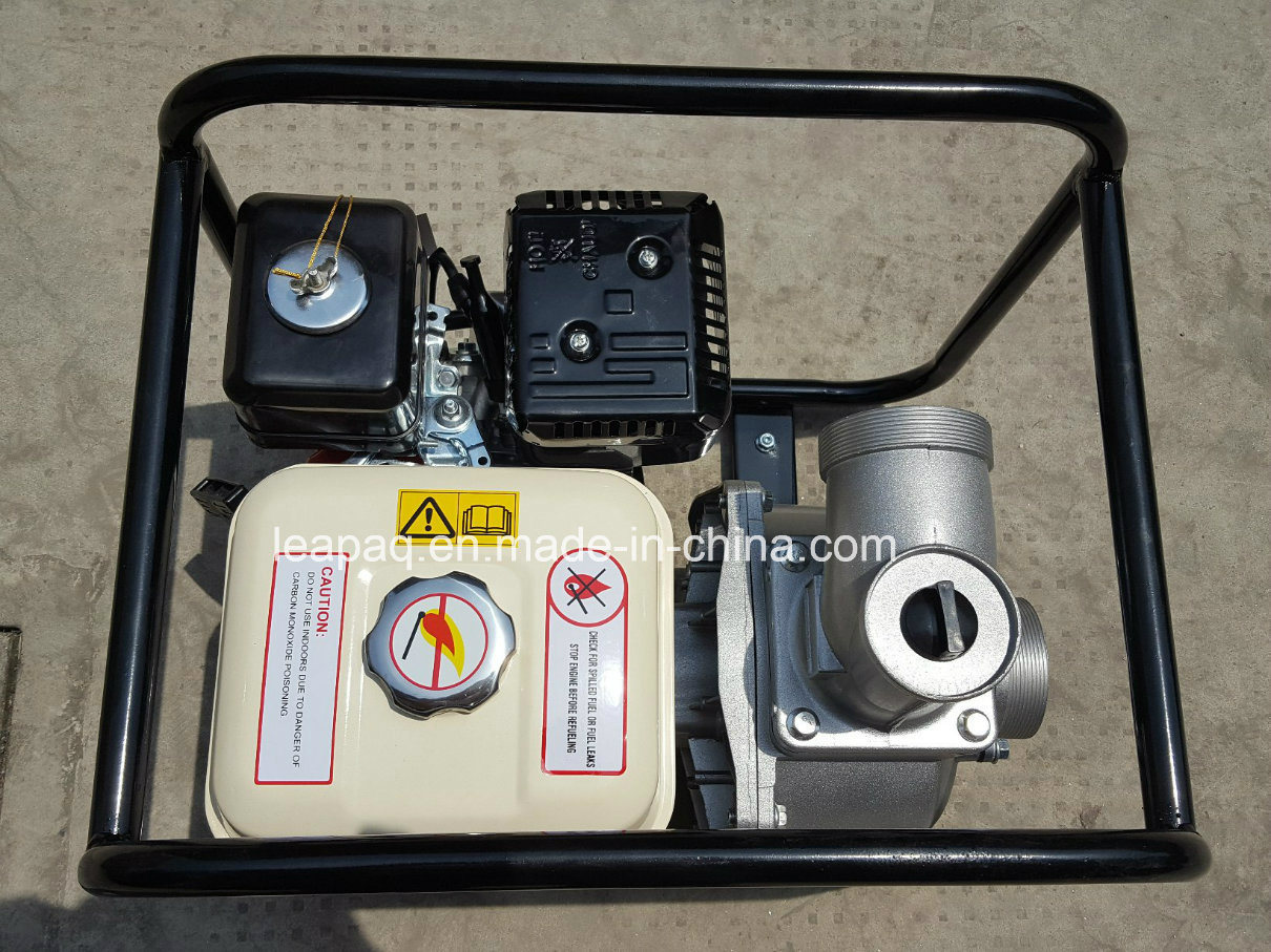 5.5HP 3-Inch Gasoline Water Pump pictures & photos