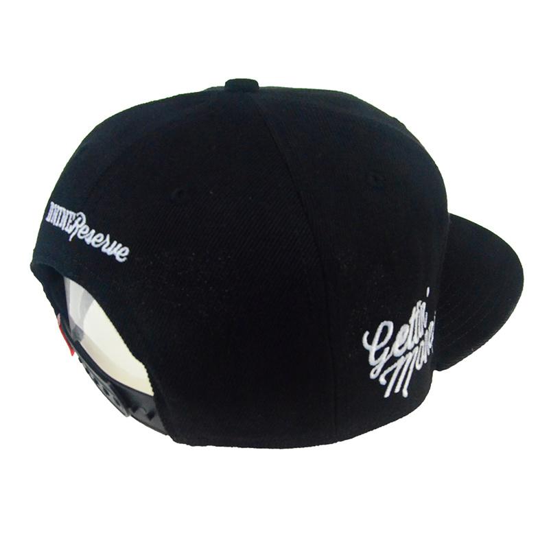 75f3ac86bae Custom Promotional Sun Visor Cap PU Leather 3D Embroidery Golf Cap Sport  Hip Hop Hat Flat Bill Snapback Fashion Cap