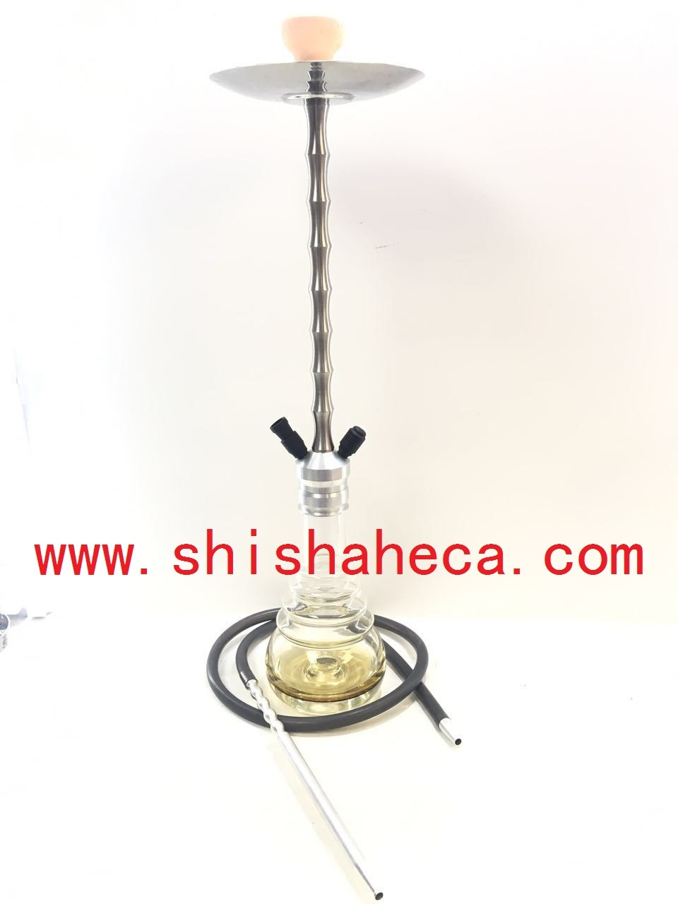Great Quality Wholesale Aluminum Nargile Smoking Pipe Shisha Hookah
