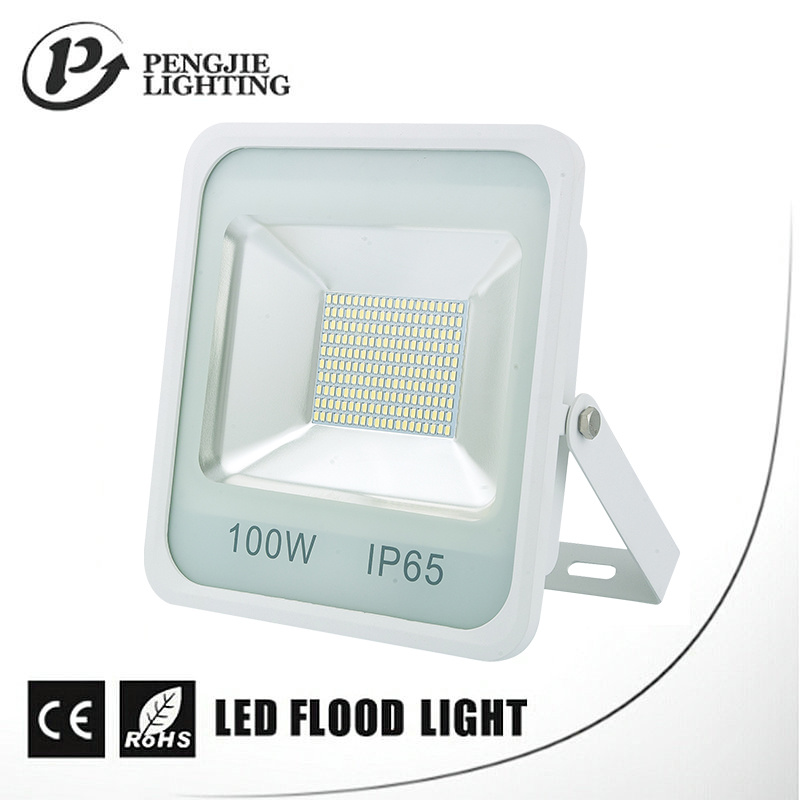 100W Top Selling LED Square Floodlight with Ce RoHS SAA