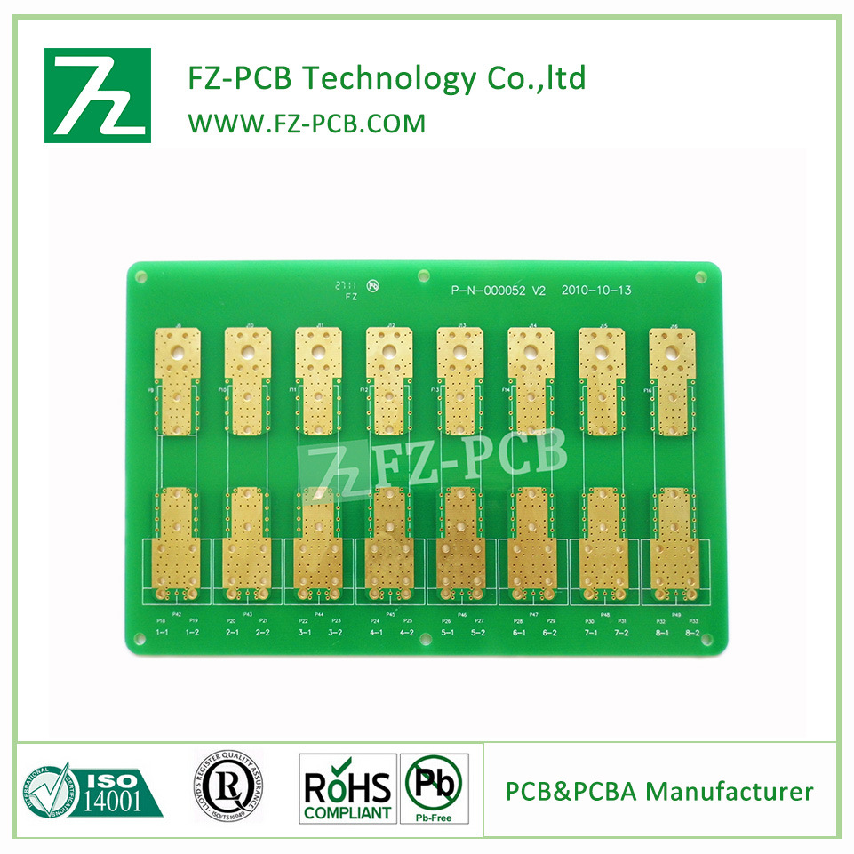 Chinese Immersion Gold Finish Hasl Enig Pcb China Board 94vo Circuit Six Layer Lf