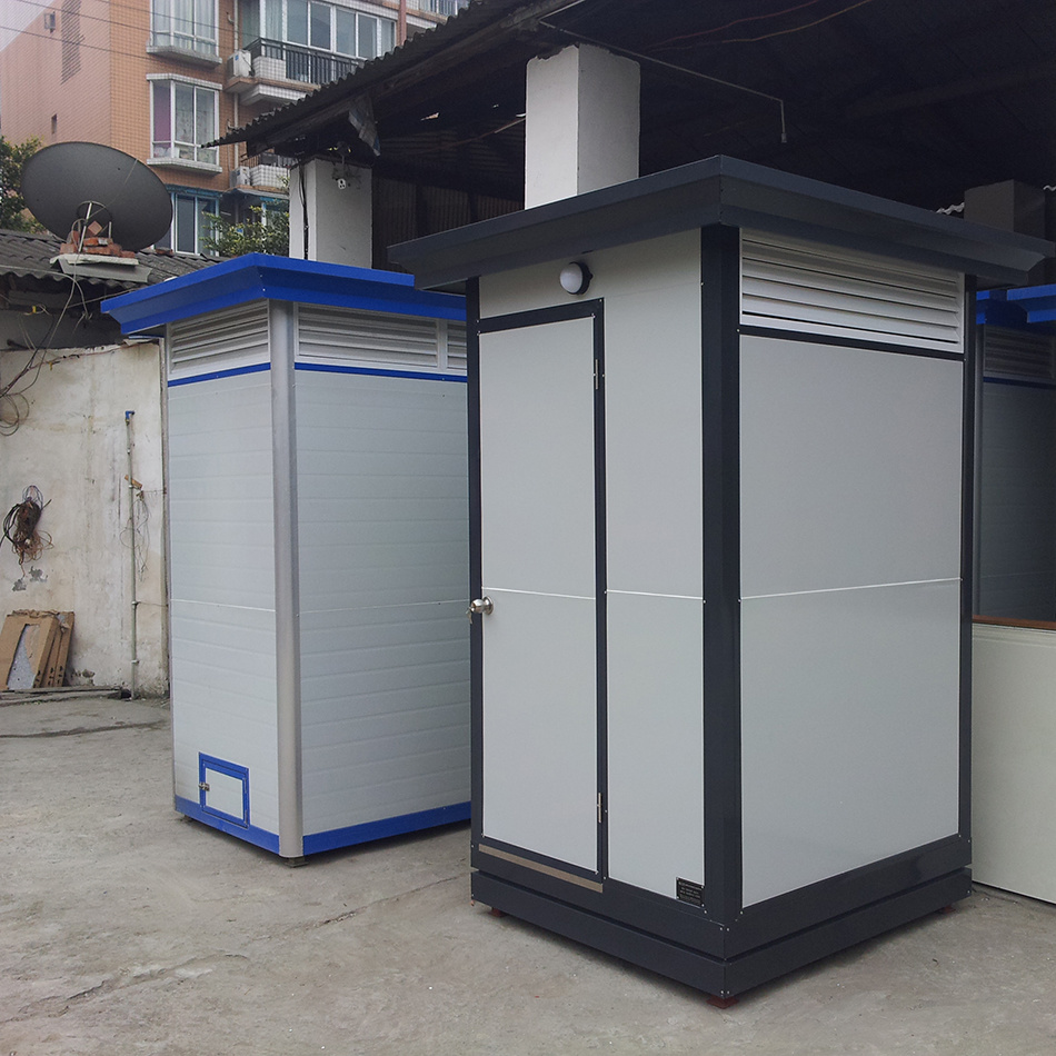 china made new design mobile portable outdoor pvc toilet